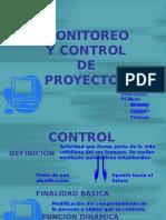 CMMI_Monitoreo&ControlProyectos
