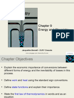 CH182 Chemistry for Engineers - Energy