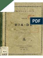 (1926) Sách Địa Dư