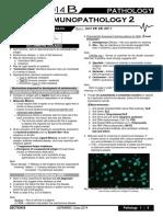 PATHO2 1.2 Immunopathology