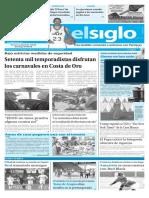 Edicion Impresa El Siglo 27-02-2017