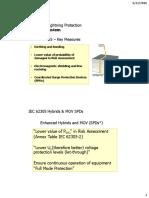 IEC 62305 Measurement Risk Factor LEMP