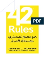 42 Rules of Social Media for Small Business.pdf