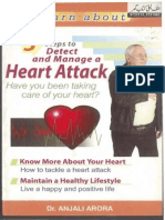 5 Steps to Detect and Manage a Heart Attack by Dr. Anjali Arora