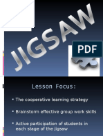 Jigsaw Method