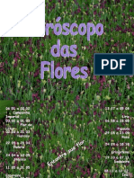 Ho Rosco Pod as Flores
