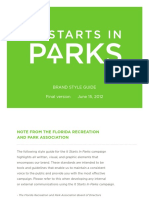 It Starts in Parks Style Guide