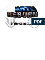 Earth Reborn Rules (Spanish).Klr