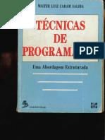 Técnicas de programação