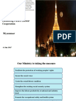 Myanmar Country Presentation