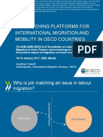 Job matching platforms for international migration and mobility in OECD countries