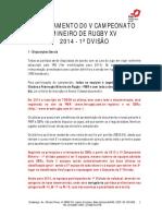 Reg Cam Mineiro 2014 1 Divisao