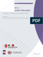 Report the Case for a Harm Reduction Decade