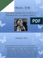 Erikson, Erik