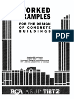 Worked Examples for the Design of Concrete Buildings