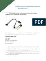Soil Moisture Sensor Soil Hygrometer Detection Module