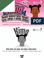 Augusto Kengue Campos - Kima (Livro Infantil 2017)