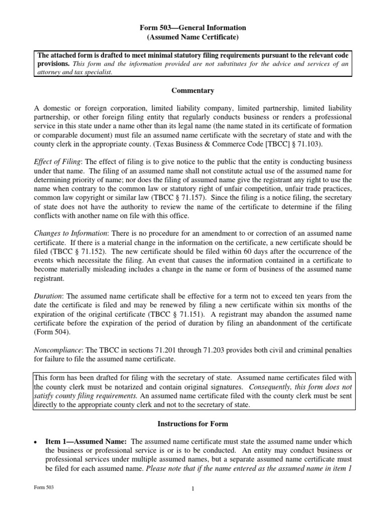 Assumed Name Apppdf Partnership Cheque