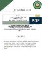 REFERAT ADB(anemia defisiensi besi)