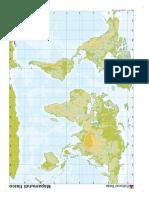 Mapas Mudos Físicos Por Continentes