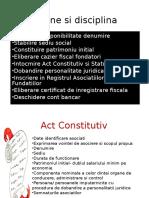Pasi Legislatie 1