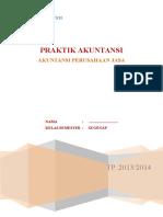 PRAKTIK AKUNTANSI JASA.doc