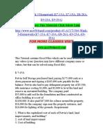ACCT 504 Week 5 Homework (E7-15A, E7-19A, E8-20A, E9-23A, E9-29A)
