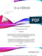 Steroids and Steroid Abuse File
