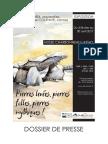 Dossier de Presse Pierres Levées