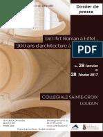 Dossier de Presse Art Roman a Eiffel