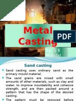 Ch-21 Sand Casting.pptx