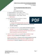 CHECK LIST - Acceptance Criteria RT
