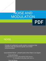 Noise and Modulation Circuits