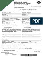 Dossier Caf Complement Garde
