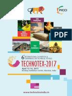 Technotex 2017 Brochure