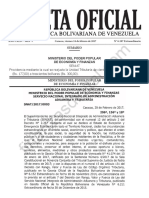 Gaceta Oficial Extraordinaria 6287 unidad tributaria en 300 bolivares venezuela