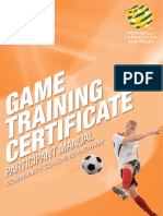 FFA Game Training