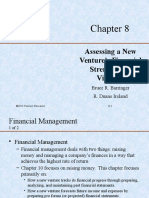 8. Assessing a New Venture's Financial Strength and Viability