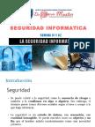 Introduccion Seguridad Informatica