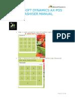 Dynamics - Cashier Manual