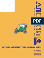 Antique Automatic Transmission Parts