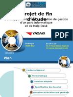 Presentation Pfe Gestion Parc Informatique Et Help Desk 150615123549 Lva1 App6891