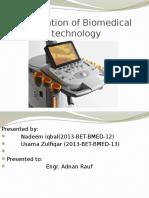 Lect 14 Ultrasound Machines by Nadeem & Usama