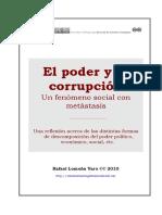 Poder y Corrupcion