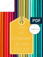 Dossier de Las Telas 2º Edición R