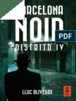 «Barcelona Noir», Lluc Oliveras (Kailas Editorial)