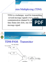 104623_Time  Division Multiplexing (Transmitter, Receiver,Commutator).ppt