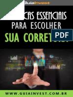 8 Dicas essenciais para escolher sua Corretora - André Fogaça.pdf