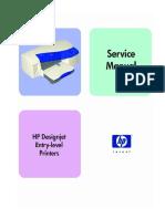 HPDesignjetEntry-levelPrintersServiceManual