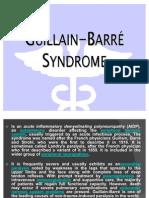 Guillain Barre Syndrome - Hassan BJ Marabong